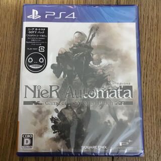 PlayStation4 - NieR:Automata Game of the YoRHa Edition(