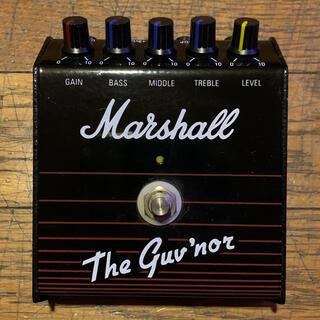 Marshall The Guv'nor/マーシャル ガバナー  UK MOD (エフェクター)