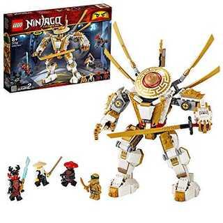 レゴ(LEGO) ニンジャゴー 黄金ロボ 71702(積み木/ブロック)