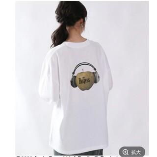 ローリーズファーム(LOWRYS FARM)のLOWRYS FARM ローリーズファーム ビートルズロンT(Tシャツ(長袖/七分))
