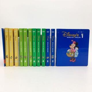 ディズニー(Disney)の2012年購入!ストレートプレイDVD 字幕あり 旧子役 ディズニー英語システム(知育玩具)