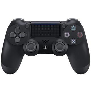PlayStation4 - ワイヤレスコントローラー(DUALSHOCK 4) ジェット・ブラック