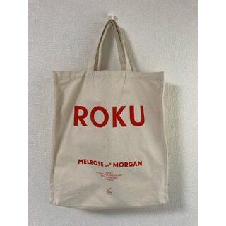 BEAUTY&YOUTH UNITED ARROWS - roku 6 トートバッグ