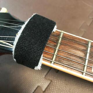 大特価!フレットラップ 両手タッピング  ブラックエイト∞フィンガー ブラック(エレキギター)