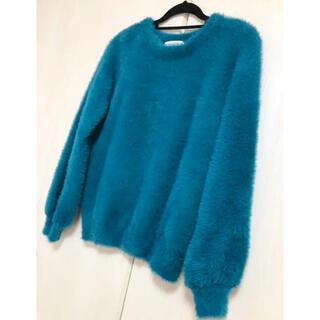 LOWRYS FARM - シャギーニット セーター