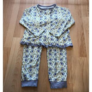 アンパサンド(ampersand)のアンパサンド*定価¥2,090!花柄パジャマ上下セット(パジャマ)