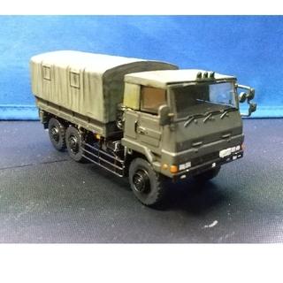 陸上自衛隊3.1/2t大型トラック、プラモデル完成品