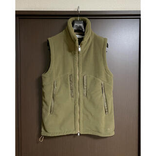 nonnative - nonnative 1 VEST POLY FLEECE POLARTEC