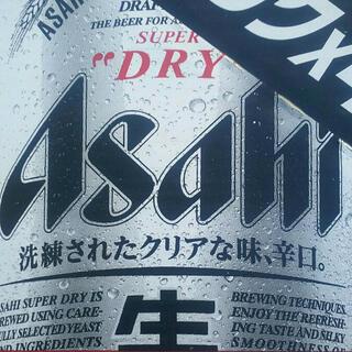 アサヒ(アサヒ)のスーパードライ350ml2ケース(ビール)