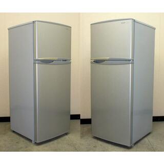 大特価★シャープ★コンパクトサイス★2ドア冷蔵庫118L(9R70081)(冷蔵庫)
