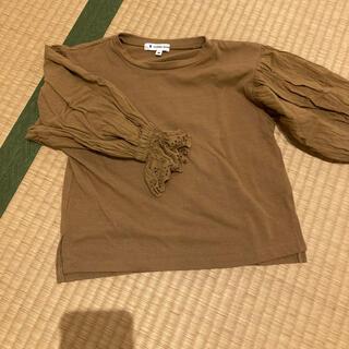 グローバルワーク(GLOBAL WORK)の変形ロンTシャツ(Tシャツ(長袖/七分))