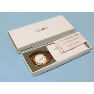 シチズン(CITIZEN)のCITIZEN Canon 腕時計【未使用品】(腕時計)