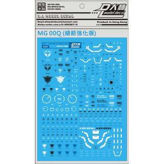 MG ダブルオークアンタフルセイバー用水転写デカール (並行輸入品)(模型/プラモデル)