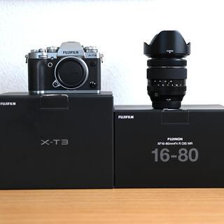 富士フイルム - FUJIFILM X-T3 16-80mm レンズセット