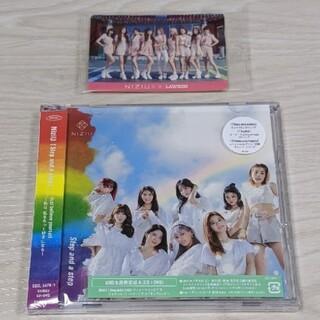 NiziU ニジユー ニジュー デビューシングル CD DVD トレカ カード(K-POP/アジア)