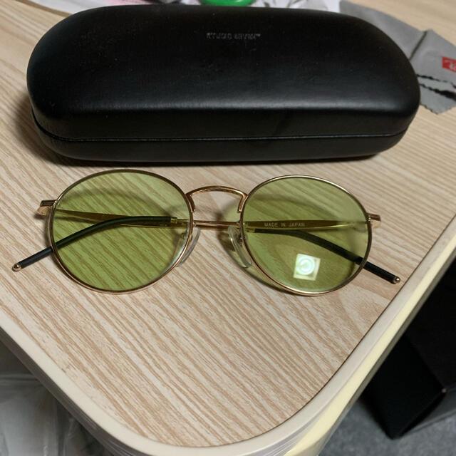 スタジオセブン メンズのファッション小物(サングラス/メガネ)の商品写真