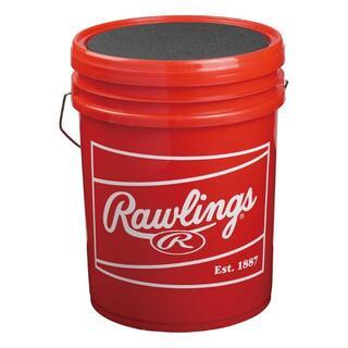Rawlings - ローリングス ボールバック レッド ボールケース トスイス