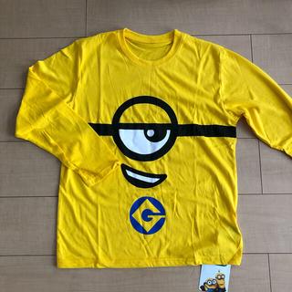 ミニオンロンT(Tシャツ(長袖/七分))