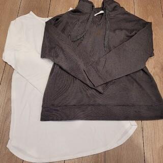 レイヤードTシャツ、パーカー(Tシャツ(長袖/七分))