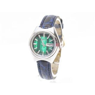 セイコー(SEIKO)のセイコー 17JEWELS AUTOMATIC 腕時計 レディース自動巻き(腕時計)