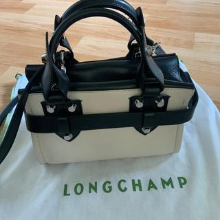 LONGCHAMP - LONGCHAMP La voyageus ラヴォヤージューズ ショルダーバック