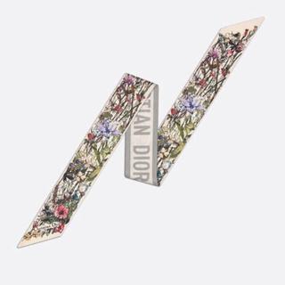 Dior - 新品未使用  ディオール スカーフ ツイリー  ミッツァ スカーフ