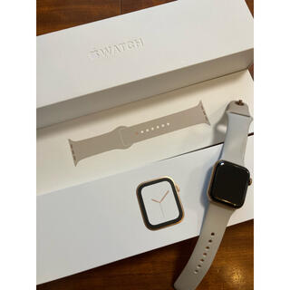 Apple Watch - Applewatch series4  GPS+Cellularモデル40mm