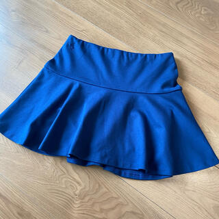 ラルフローレン(Ralph Lauren)の未使用 ラルフローレン ネイビースカート  サイズ10 サイズ120 130(スカート)