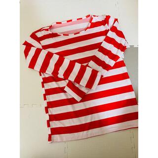 ボーダーシャツ(Tシャツ(長袖/七分))