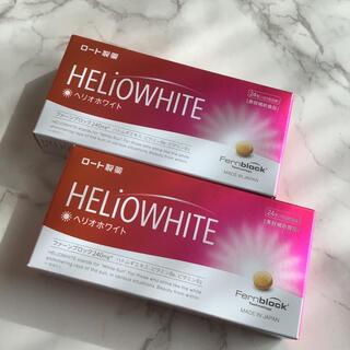 ロートセイヤク(ロート製薬)のヘリオホワイト ロート製薬 美容補助食品(その他)