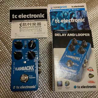 TC ELECTRONIC Flashback Delay & Looper(エフェクター)