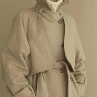 TODAYFUL - louren オーバーサイズウールコート