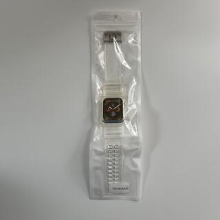 アップル(Apple)のAppleWatch クリアバンド(腕時計)