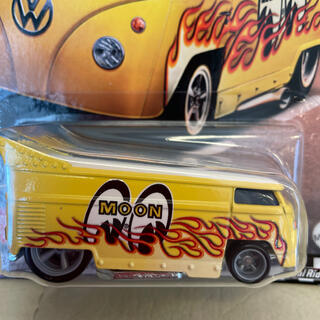 ホットウィール  ブルーバード VWドラッグバス