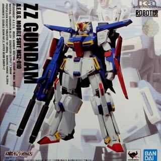 BANDAI - ロボット魂ka signature ZZガンダム