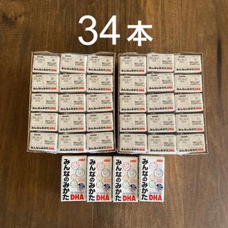 ニッシンショクヒン(日清食品)のみんなのみかた DHA ニッスイ 健康飲料 EPA ビタミン カルシウム 元気(ビタミン)