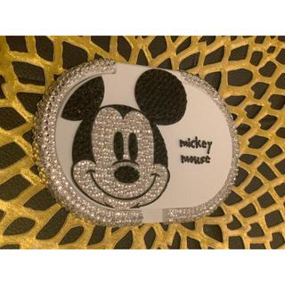 ディズニー(Disney)のミッキー おしりふきの蓋(ベビーおしりふき)