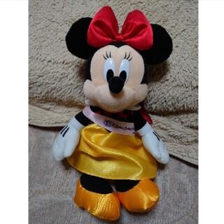 ディズニー(Disney)の最終再出品🌟2/2迄‼️ミニーちゃん白雪姫バージョンぬいぐるみ(ぬいぐるみ)