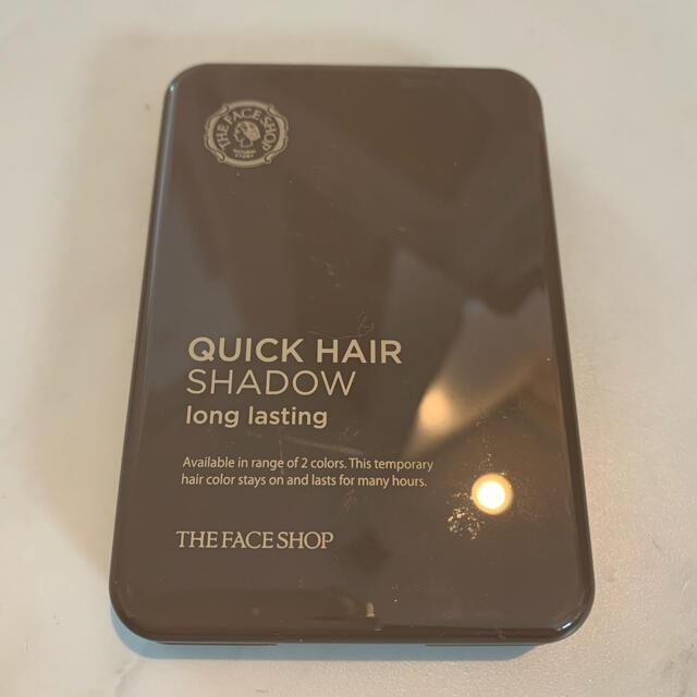 THE FACE SHOP(ザフェイスショップ)のザフェイスショップ ヘアシャドウ THEFACESHOP コスメ/美容のヘアケア/スタイリング(その他)の商品写真