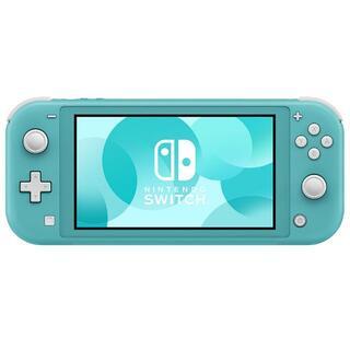 新品 未使用 Nintendo Switch Lite [ターコイズ]