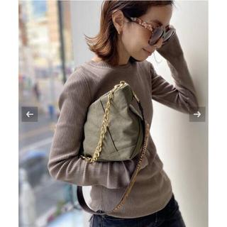 L'Appartement DEUXIEME CLASSE - アパルトモン グッドグリーフCanvas Cluch Bag(L)