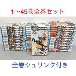 ハイキュー!!全巻 1〜45巻 全巻セット(全巻セット)