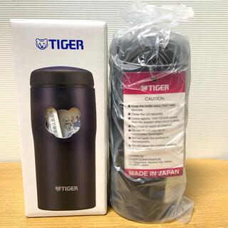 タイガー(TIGER)のタイガー 魔法瓶 ステンレスボトル 360ML マットネイビー(タンブラー)