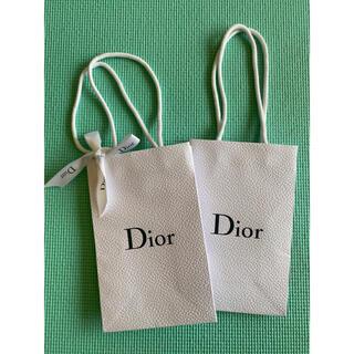 Dior - 新品未使用 Dior ショップ袋