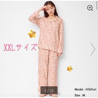 ジーユー(GU)の今月のみ♡GU コジコジ さくらももこ レーヨンパジャマ(長袖) ジーユー(パジャマ)