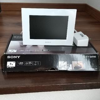 ソニー(SONY)のSONY デジタルフォトフレーム DPF-C70A(その他)