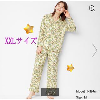 ジーユー(GU)の今月のみ♡GU コジコジ さくらももこ サテンパジャマ(長袖) ジーユー(パジャマ)