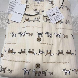 パジャマ レディース 長袖長パンツ Lサイズ(パジャマ)