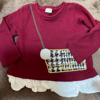 プティマイン(petit main)のプティマイン (Tシャツ/カットソー)