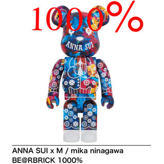MEDICOM TOY - BE@RBRICK ANNA SUI 1000% mika ninagawa